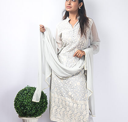 The Chikankari Edit